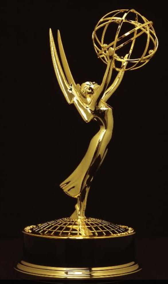 Emmy Award Photo Credit:  usatoday.com