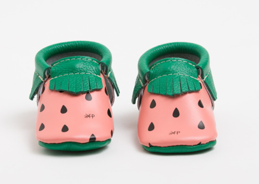 Freshly Picked Moccasins:  The Must Have for Babies