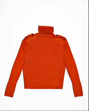 Merino Wool Turtleneck Sweater - $34.95