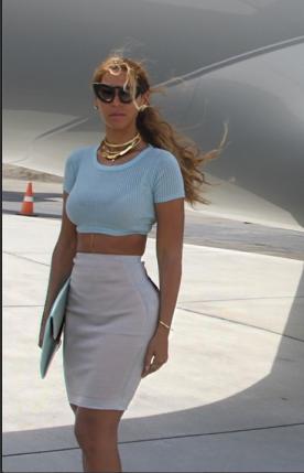 Photo credit: Beyoncé, Instagram