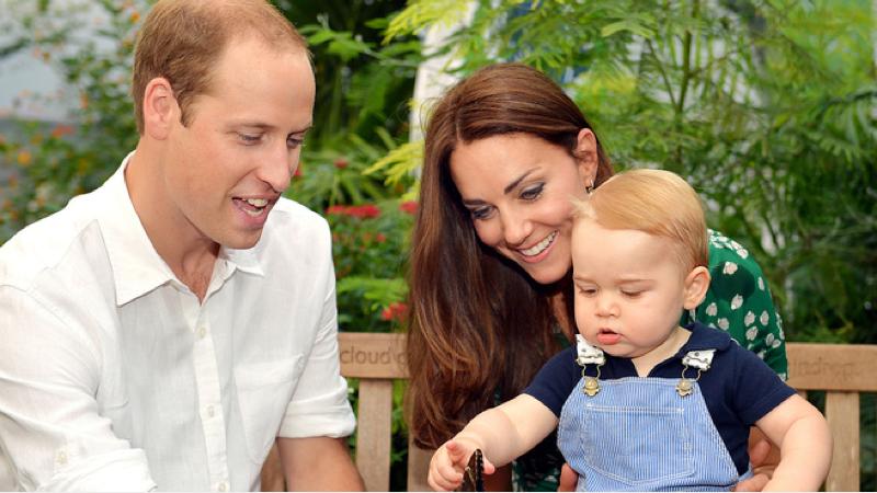 The Duke and Duchess of Cambridge Photo credit:  yahoo.com
