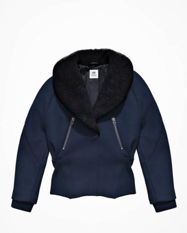 Wool-blend Pilot Jacket - $149