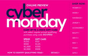 Neiman Marcus Cyber Monday Sale
