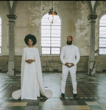 Solange and Alan wedding pick