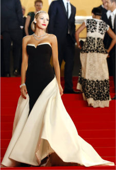 In Gucci Première at the 'Captives' Premiere – 2014 Cannes Film Festival