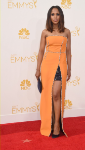 In Prada for the Emmys