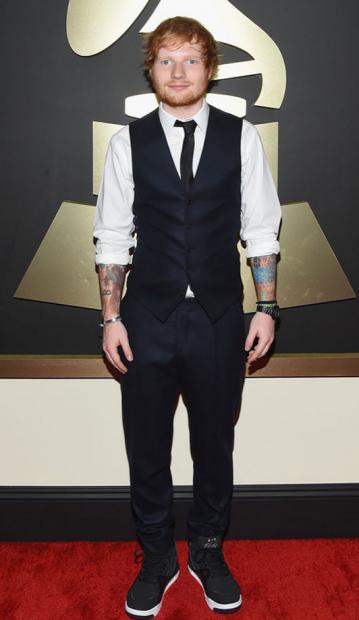 Ed Sheeran In Casely-Hayford