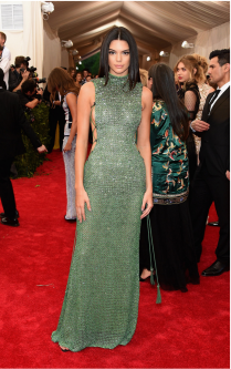 endall Jenner in Calvin Klein Collection