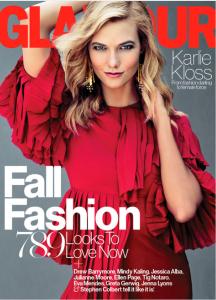 Karlie Kloss, Glamour