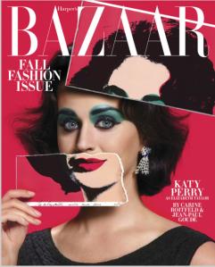 Katy Perry, Harper's Bazaar